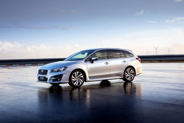 Subaru Levorg 2019 Exterior 12