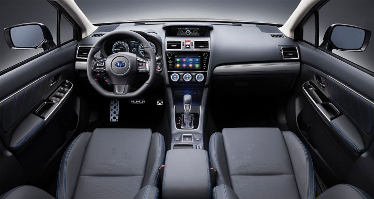 Subaru Levorg 2019 Interior Executive Plus