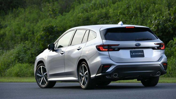 Subaru Levorg 2021 0820 005