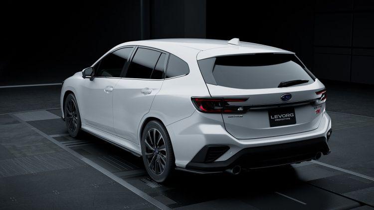Subaru Levorg Sti Dm 5