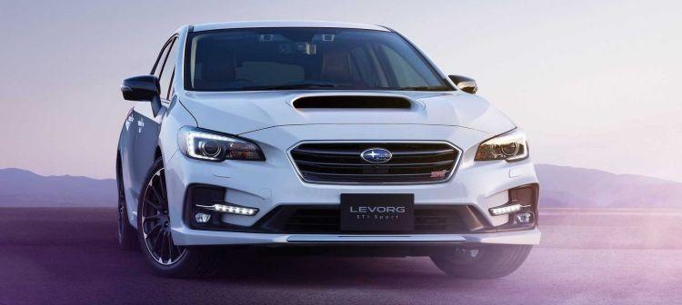 Subaru Levorg Sti Sport P