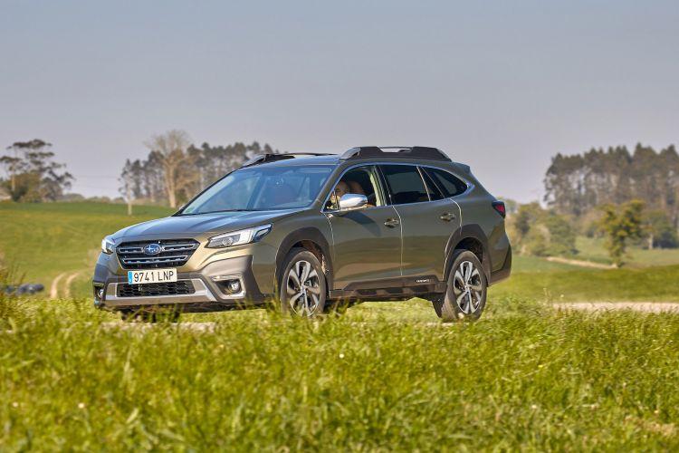 Subaru Outback 2021 Prueba 19