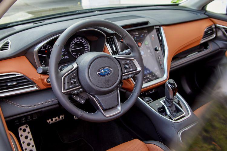 Subaru Outback 2021 Prueba 48