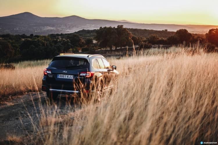 Subaru Outback Prueba Opinion 15