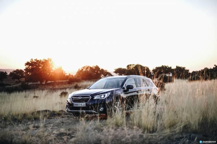 Subaru Outback Prueba Opinion 18