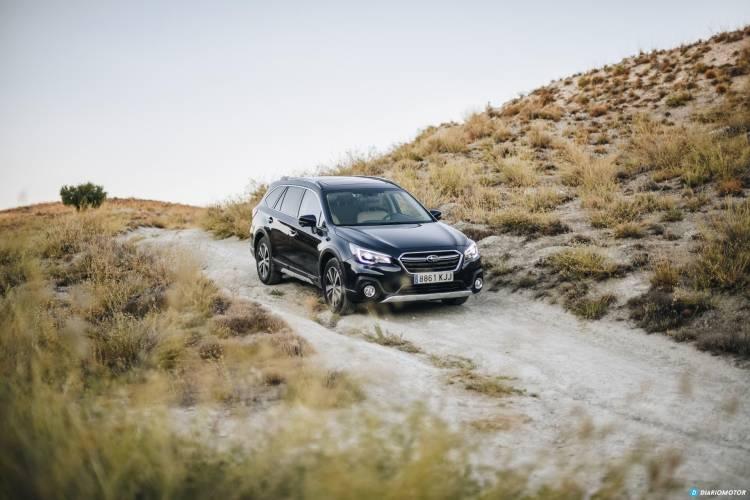 Subaru Outback Tecnica 10