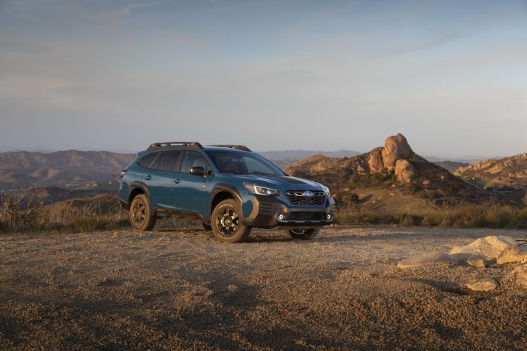 Subaru Outback Wilderness 57