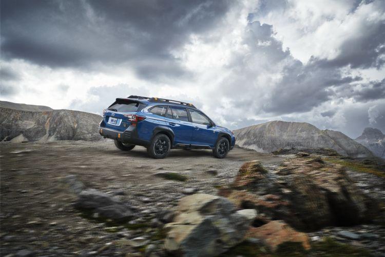 Subaru Outback Wilderness 9