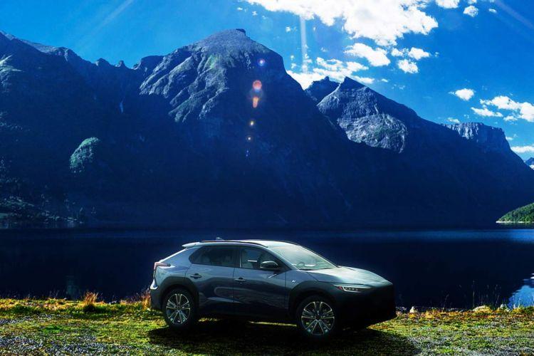 Subaru Solterra Primeras Imagenes  03