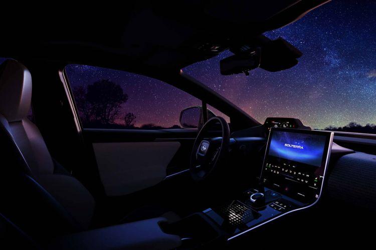 Subaru Solterra Primeras Imagenes  06