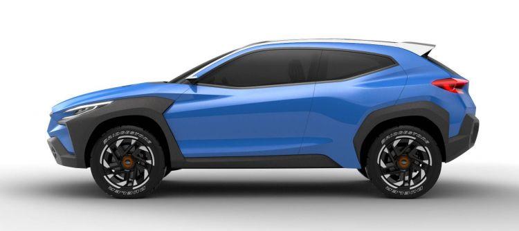Subaru Viziv Adrenaline 2 P