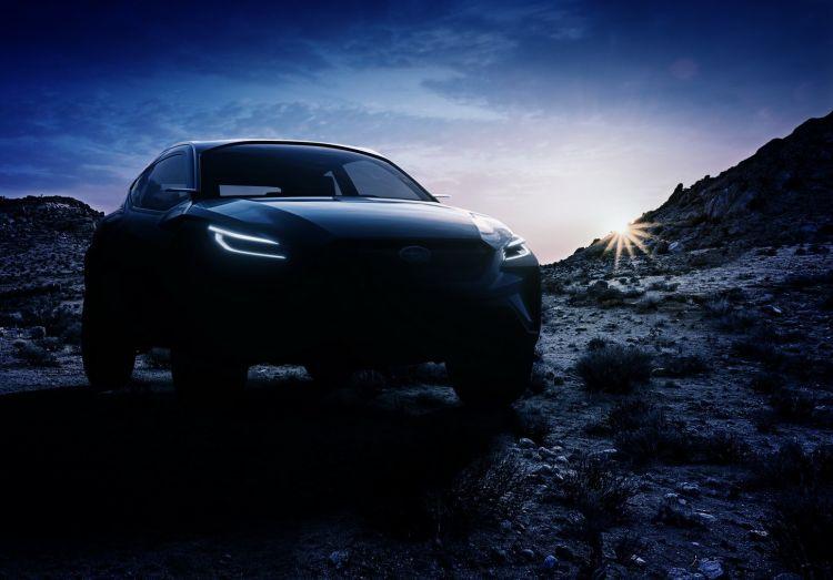 Subaru Viziv Suv Ginebra 2019