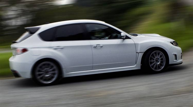 Subaru Impreza WRX STI 20 Aniversario