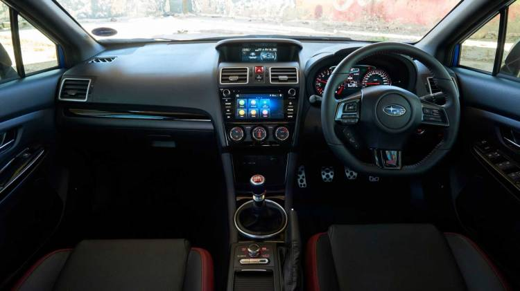 Subaru Wrx Sti Diamond Edition 14