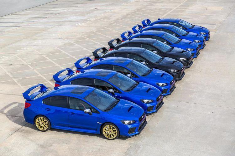 Subaru Wrx Sti Final Edition 2019 34