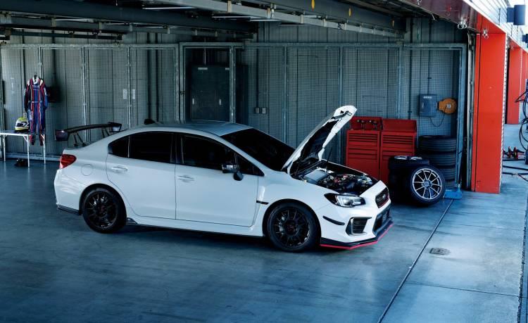 Subaru Wrx Sti Type Ra R 5