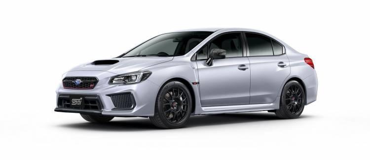 Subaru Wrx Sti Type Ra R P