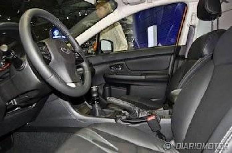 Subaru XV en el Salón de Frankfurt