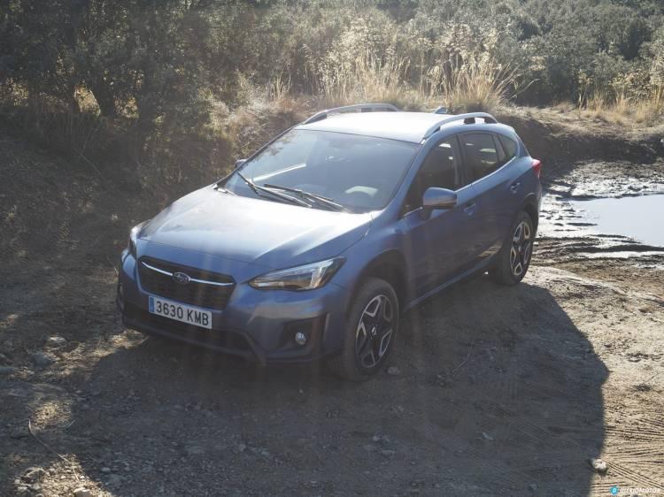 Subaru Xv Frontal 00001