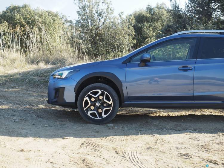 Subaru Xv Frontal 00011