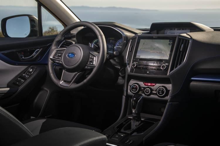Subaru Xv Hibrido 23