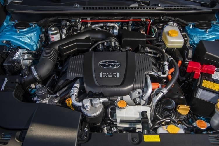 Subaru Xv Hibrido 27