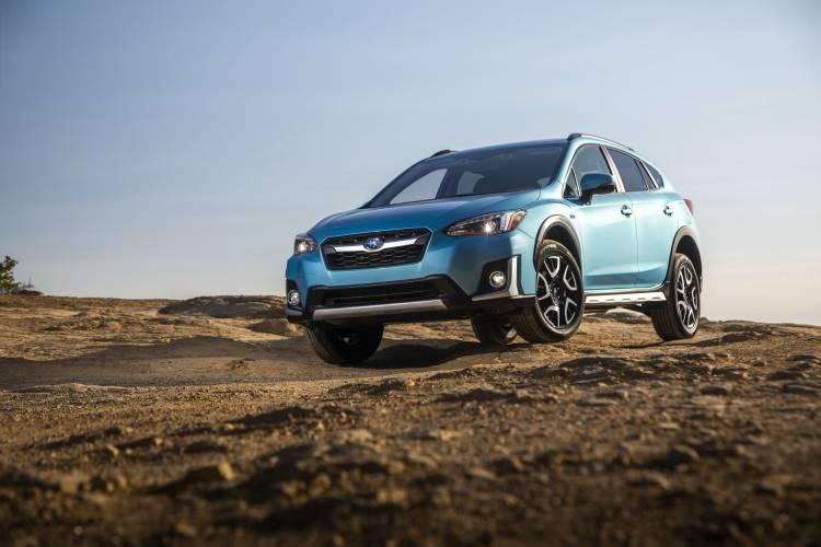 Subaru Xv Hibrido 30
