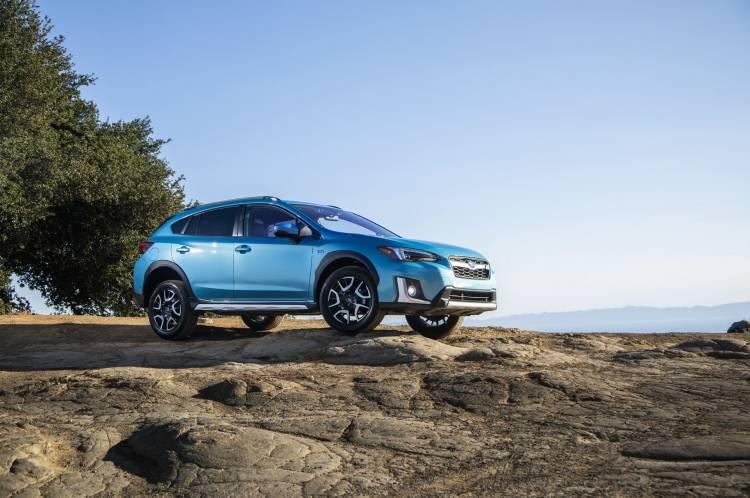 Subaru Xv Hibrido 31