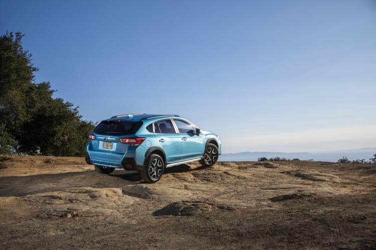 Subaru Xv Hibrido 32
