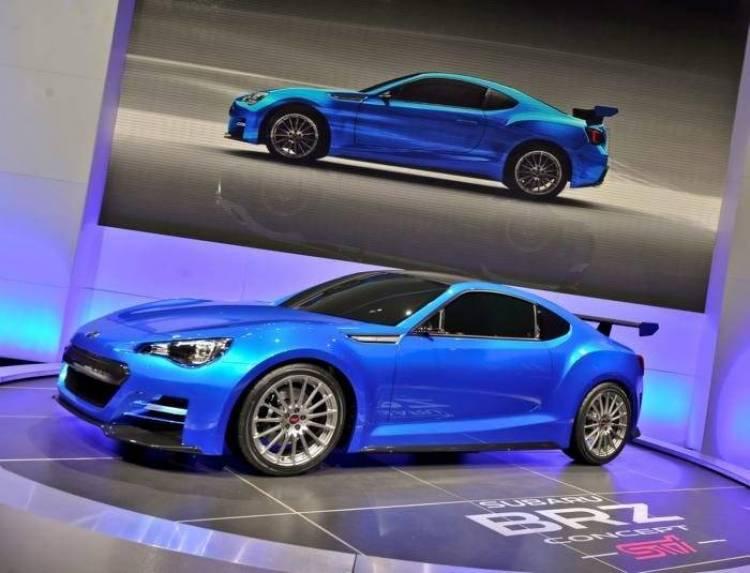 Subaru BRZ: ¿llega el turbo en 2013?