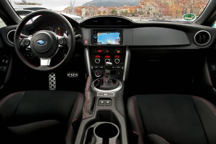 Subaru Brz Ficha 2018 6