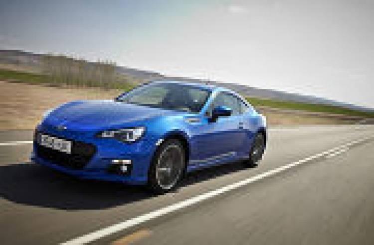 El Subaru BRZ se agota en 3 horas en Australia