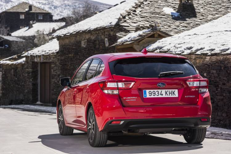 Subaru Impreza Prueba 2018 10