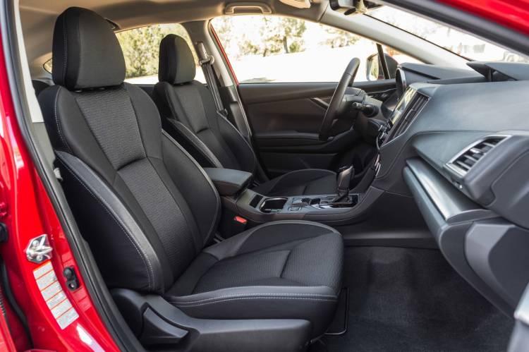 Subaru Impreza Prueba 2018 14
