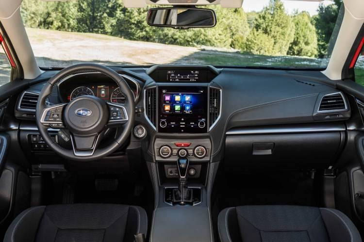 Subaru Impreza Prueba 2018 17