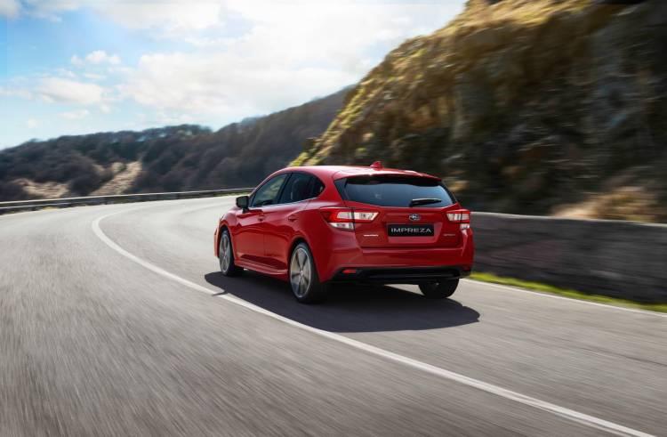 Subaru Impreza Prueba 2018 1