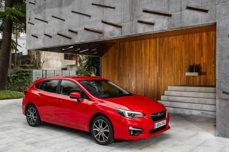 Subaru Impreza Prueba 2018 8