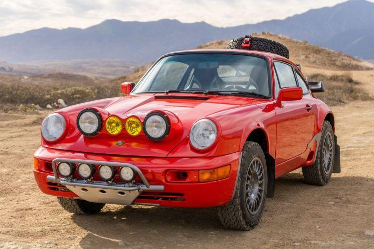 Subasta Porsche 911 Safari 1985 01