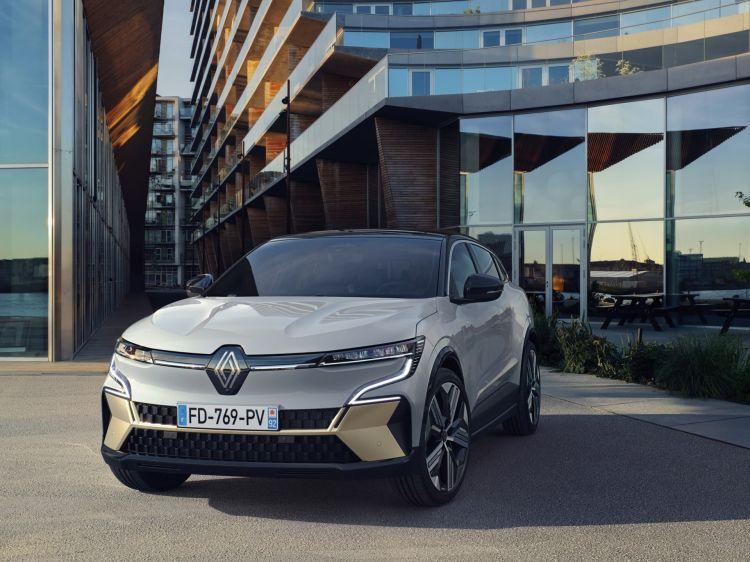 Subida Precio Coches Luca De Meo Renault Megane E Tech Electrico
