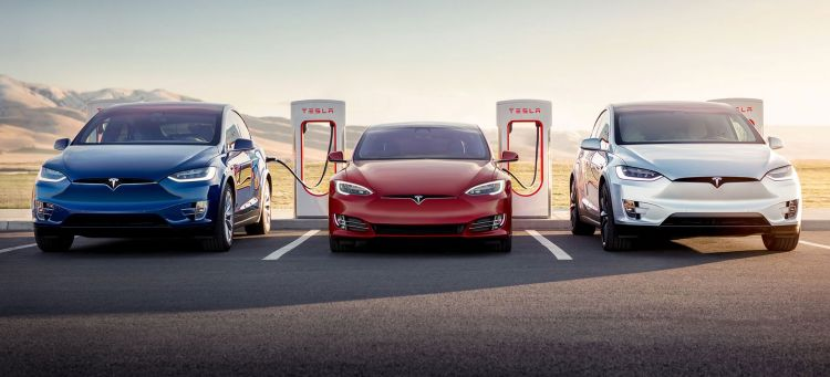 Supercharger Tesla 2019 2