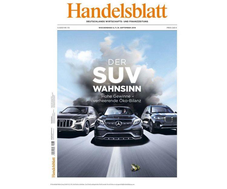 Suv Portada Handelsblatt