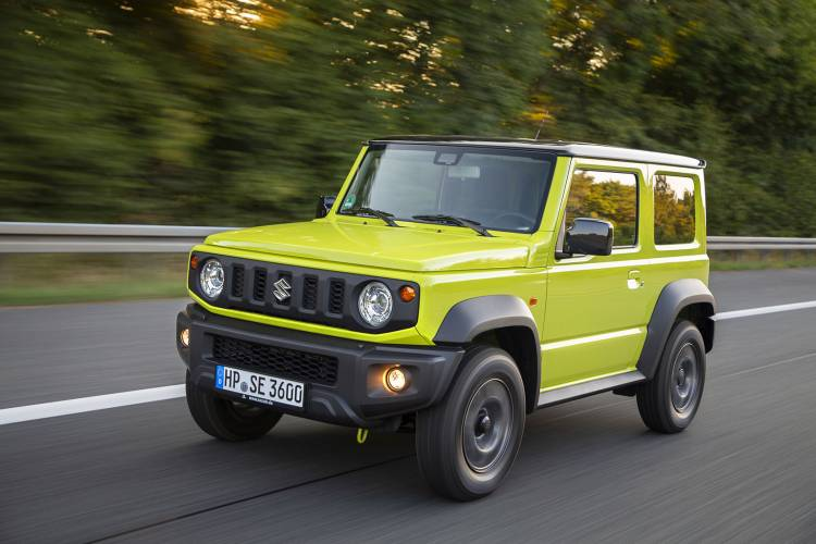 Suzuki All New Jimny 01
