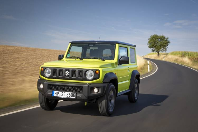 Suzuki All New Jimny 02