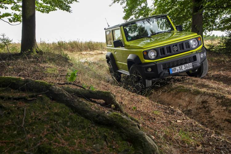 Suzuki All New Jimny 10