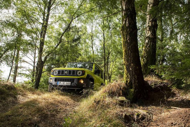 Suzuki All New Jimny 13
