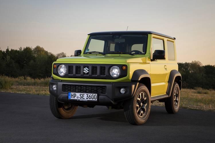 Suzuki All New Jimny 16