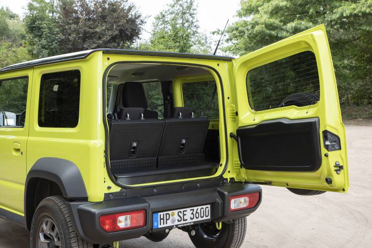 Suzuki All New Jimny 20