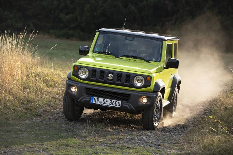 Suzuki All New Jimny 24