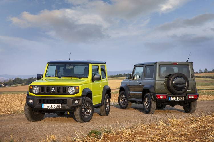Suzuki All New Jimny 25
