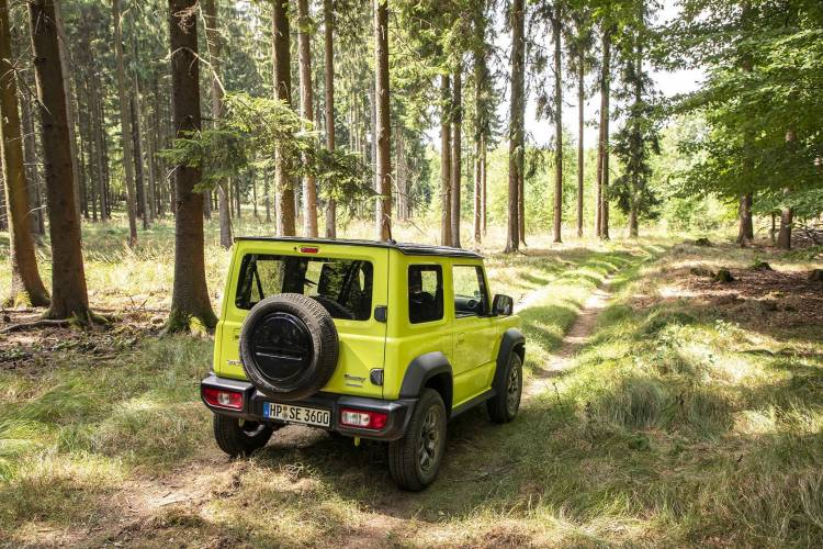 Suzuki All New Jimny 31